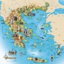Greece-Tourist-Map